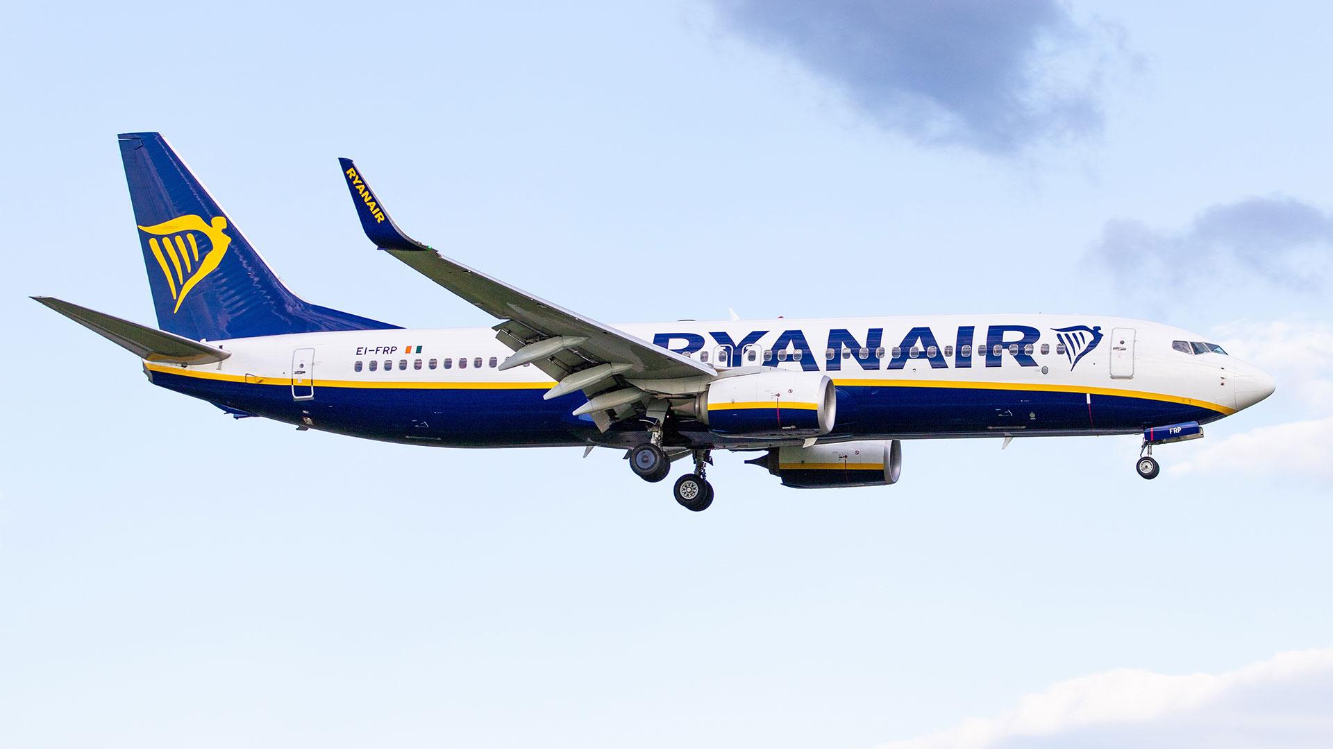 Reclama a Ryanair.