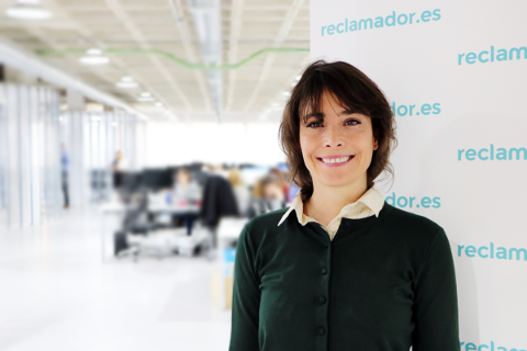 Carmen Guerrero, Directora de Marketing de reclamador.es